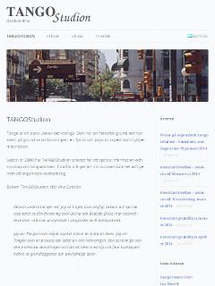 Tangostudion tablet thumbnail